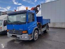 Camión caja abierta Mercedes Atego 1223