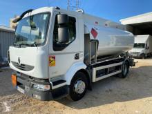 Renault Midlum 270.16 DXI gebrauchter Tankfahrzeug (Mineral-)Öle
