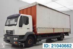 Camión lona corredera (tautliner) MAN LE 14.220