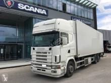 斯堪尼亚R124卡车 470 冷藏运输车 二手