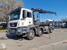 卡车 双缸升举式自卸车 曼恩 TGS 35.440