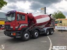 Camión hormigón cuba / Mezclador MAN 32.322