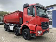 Camión Mercedes Arocs 4143 8x4 Euro 6 Muldenkipper THERMO volquete usado