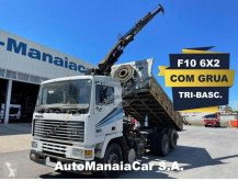 Kamión korba trojstranne sklápateľná korba Volvo F10 320
