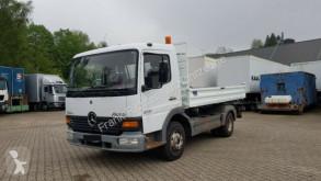 卡车 双侧翻加后翻式自卸车 奔驰 817 K, 3 Seiten Kipper Meiller, 126 TKM,1 Hand !