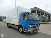 Camion centinato alla francese Mercedes Atego 1218