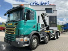 Scania G420 8x4 VDL Trösch Haken Opticruise Retarder LKW gebrauchter Absetzkipper