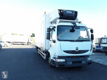 Camión Renault Midlum 220.12 ML EURO 5 refrigerated truck frigorífico usado