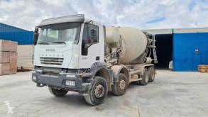 Camion Iveco Trakker 430 8x4 Concrete mixer truck béton toupie / Malaxeur occasion