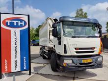 Iveco GINAF 3128N | Intarder | Steeraxle | 6 cilinder EEV CNG | 129.758 km only! | NL Truck | RHD camião basculante para recolha de lixo usado