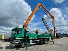 Camión hormigón bomba de hormigón Mercedes Actros 3335 K 6x4 Putzmeister 36m