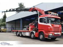 Camion Scania R 480 cassone usato