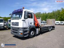 Camión MAN TGA 26.360 plataforma usado