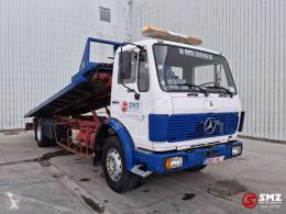 Lastbil Mercedes SK 1622 biltransport begagnad