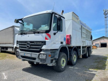 Camion aspirateur Mercedes Actros 4141