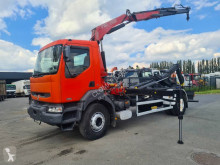 Camion polybenne Renault Kerax 370 DCI
