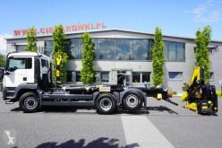 Camion MAN TGX 28.400 polybenne occasion