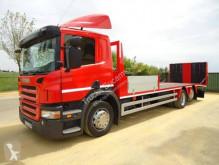 Camion Scania trasporto macchinari usato