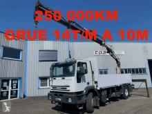 Kamión Iveco Eurotech 190E34 valník bočnice ojazdený