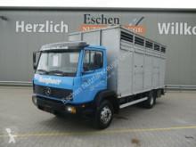Mercedes livestock trailer truck 1517 *6 Zylinder*Steel/Steel*1.Hand*Ma