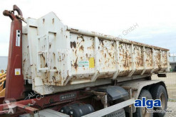 Bohemia AB 12S/5.5, Abrollbehälter, 12m³ trailer used tipper