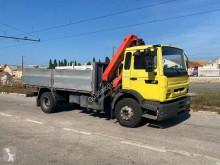 Renault Midliner 210 truck used flatbed