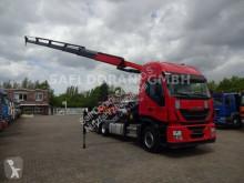 Camion Iveco 460 BDF System mit PK 27002SH 5x Hydraulik telaio usato