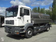 Ciężarówka MAN 18413L TANK ISOLIERT cysterna do przewozu produktów żywnościowych używana