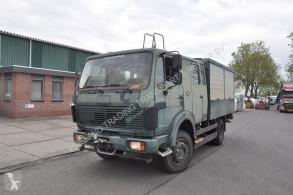 Kamion armádní Mercedes 1017