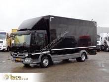 Camión Mercedes Atego 916 furgón usado