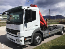 Mercedes chassis truck Atego 1324