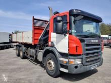 Camion Scania P 380 plateau occasion