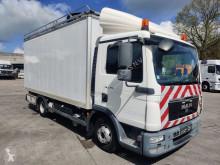 Camion MAN TGL furgone usato