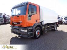 Teherautó Iveco Eurotech Cursor 270 használt tartálykocsi