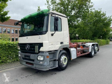 Mercedes Actros Actros 2541 L 6x2 Abrollkipper/Meiller /Liftachs truck used hook arm system