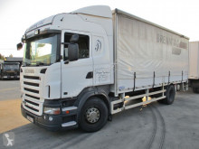 Camion Scania R 400 rideaux coulissants (plsc) occasion