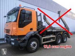 Chassis truck Trakker AD260T45 /6x4 Trakker AD260T45 /6x4 eFH.