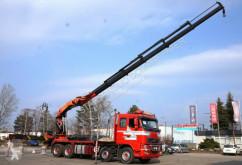 卡车 底盘 沃尔沃 FH 12 460 8x4 PALFINGER PK 56002 E Kran Cran