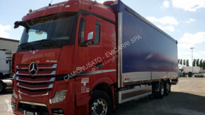 Camion Mercedes Actros savoyarde occasion