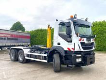 卡车 双缸升举式自卸车 依维柯 TRAKER 500 BALESTRATO ANTERIORE E POSTERIORE MEZZO