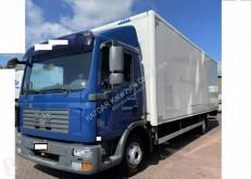 Ciężarówka furgon MAN TGL 12.180 viatoll EURO 5 kontener winda klapa poduszki