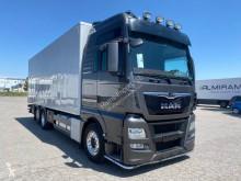 Camion MAN TGX 26.440 furgone plywood / polyfond usato