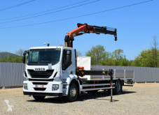 Iveco flatbed truck Stralis 310 PRITSCHE + PK 14002-EHA + FUNK !