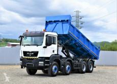 Camion benne MAN TGS 35.400 KIPPER 6,00m + BORDMATIC * 8x4!