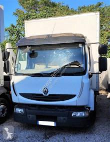 雷诺Midlum卡车 220.12 厢式货车 搬运 二手