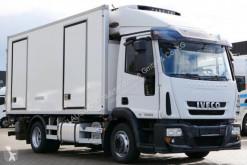 Teherautó Iveco Eurocargo 120 E 25 használt többhőmérsékletes hűtőkocsi