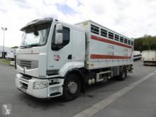 Camion bétaillère bovins Renault Premium 460 DXI