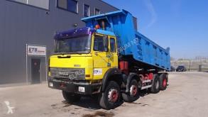 Camion Iveco Magirus ribaltabile usato