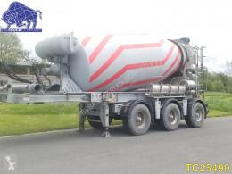 Camión Renders Concrete Mixer hormigón cuba / mezclador usado