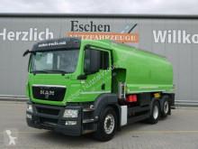 Camion MAN TGS TGS 26.440 6x2-4 BL*Rohr A3*Oben/Unten*AHK*LGBF citerne occasion